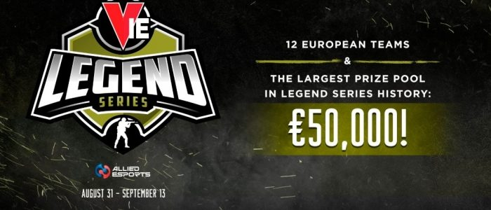 Allied Esports bermitra dengan Esports Entertainment Group untuk meluncurkan turnamen Inaugural VIE.gg