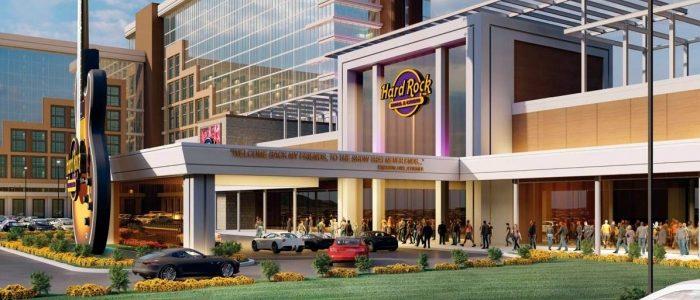 Hard Rock dan mitra lokal pra-sertifikasi untuk mengoperasikan kasino Bristol