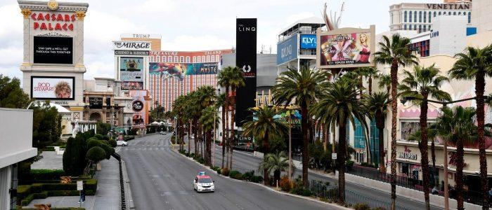 Nevada mencatatkan penurunan 45,6% dalam kemenangan gaming di bulan pertama pembukaan kembali