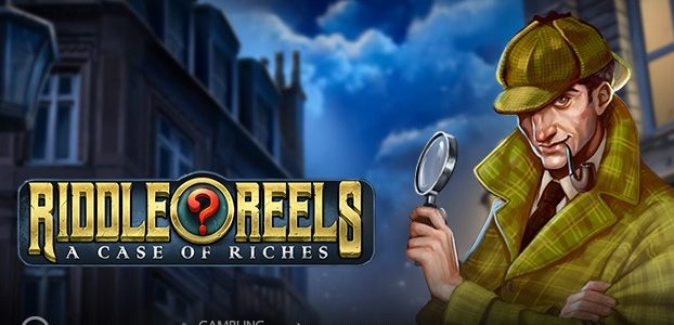 "Play'n GO meluncurkan ""Riddle Reels: A Case of Riches"""
