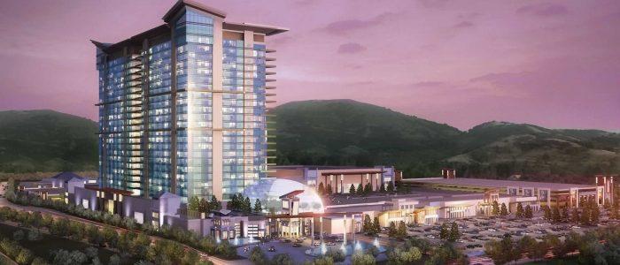 Proyek kasino Catawba akan dimulai pada hari Rabu