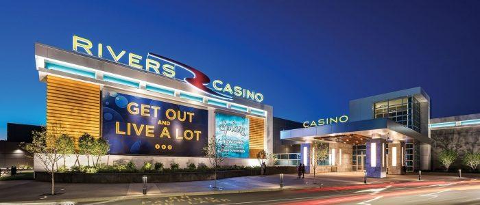 Rivers Casino Schenectady, 3 kasino lainnya mengirim pemberitahuan PHK