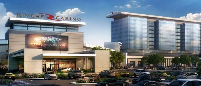 Rush Street Gaming meluncurkan rendering baru dari kasino Portsmouth yang diusulkan