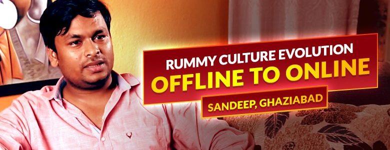 Evolusi Budaya Rummy - Offline ke Online