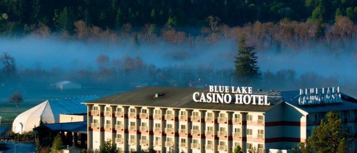 Kasino Danau Biru menunda operasi 4 hari setelah pembukaan kembali