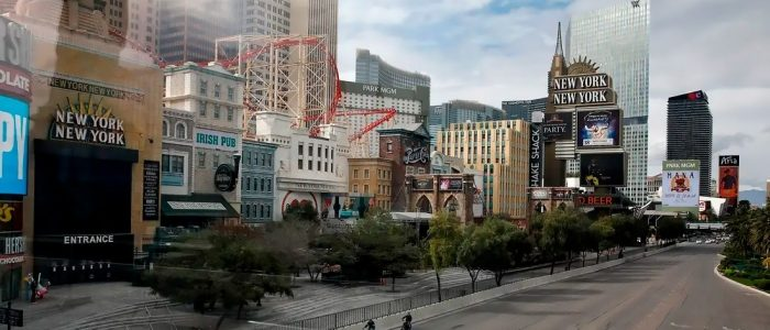 Las Vegas meningkatkan tanggapan COVID-19, pejabat kota mengatakan setelah panggilan Gedung Putih