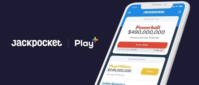 Mitra aplikasi lotere Jackpocket dengan Pembayaran Sightline