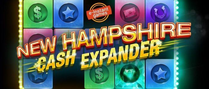 New Hampshire Lottery meluncurkan IWG digital e-Instant games