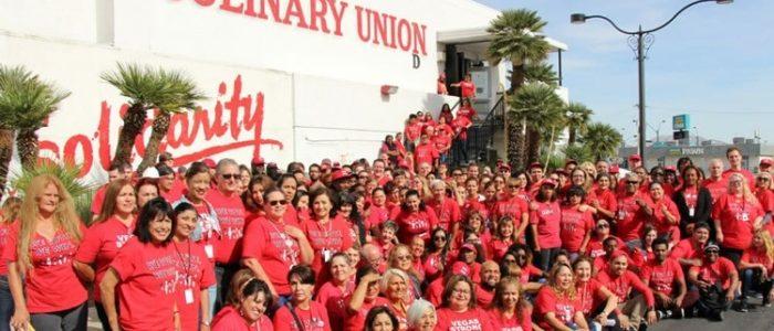 Pekerja serikat kasino Nevada meminta anggota parlemen, perusahaan, dan pemerintah untuk berbuat lebih banyak untuk melindungi pekerja
