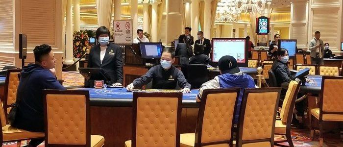 Pengunjung kasino Makau diharuskan menunjukkan uji negatif Covid-19 dan kode kesehatan