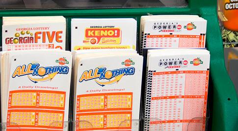 Penjualan lotere Georgia mencatat selama pandemi coronavirus