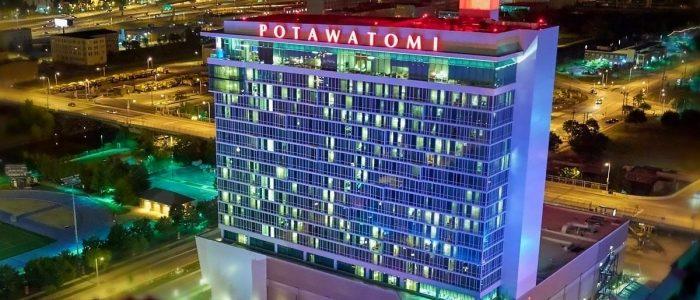Potawatomi Hotel & Casino memberhentikan 1.600 pekerja bulan depan