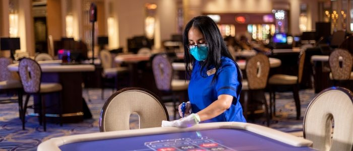 Regulator Nevada menyelidiki 156 kasus ketidakpatuhan kesehatan dan keselamatan