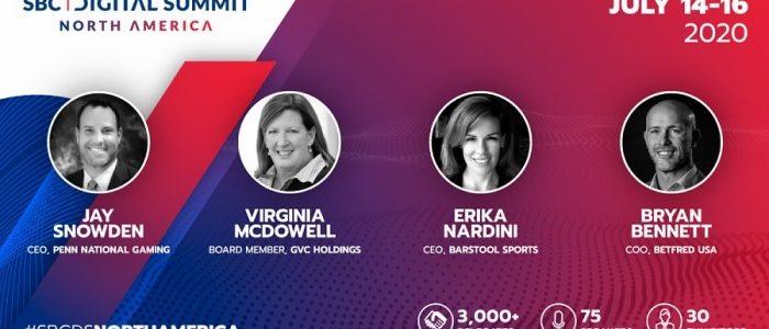 SBC Digital Summit Amerika Utara mengumpulkan para pemain utama industri taruhan dan permainan